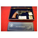 Smith & Wesson 25-3 Comm. .45LC Revolver