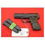 H&K USP .40 S&W Pistol