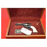 Colt SAA Comm. .45LC Revolver