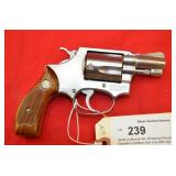 Smith & Wesson 60 .38 Special Revolver