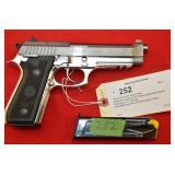 Taurus PT92AFS 9mm Pistol