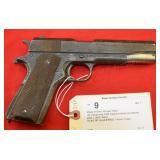 Ithaca 1911A1 .45 auto Pistol