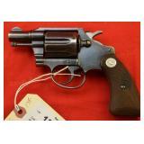 Colt Detective Special .38 Special Revolver
