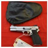 Browning Hi Power 9mm Pistol