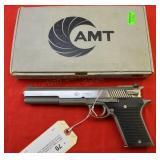 AMT Auto Mag III .30 Carbine Pistol