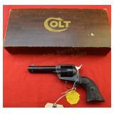 Colt Peacemaker 22 .22RF Revolver