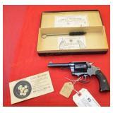 Colt Police Positive Special .38 Special Revolver