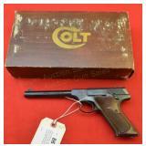 Colt Huntsman .22LR Pistol