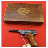 Cott Woodsman .22LR Pistol