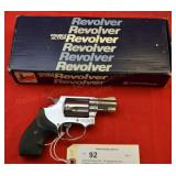 Smith & Wesson 60-7 .38 Special Revolver
