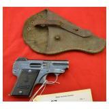 Steyr 1909 .25 Pistol