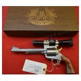 Freedom Arms Premier Grade .454 Casull Revolver