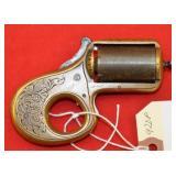 J Reid Pre 98 Knuckle Duster .22RF Revolver