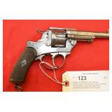 France Pre 98 M1874 11mm Revolver
