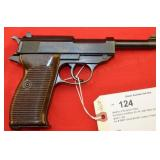 Walther P38 9mm Pistol