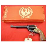 Ruger NM Single Six .22LR Revolver