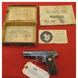 Colt 1908 Pocket .32 Pistol