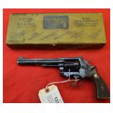 Smith & Wesson K38 .38 Special Revolver
