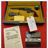 Colt Pocket Navy .36 BP Revolver