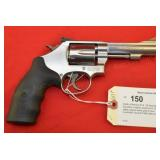 Smith & Wesson 67-6 .38 Special Revolver