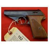 Mauser HSC .32 Pistol