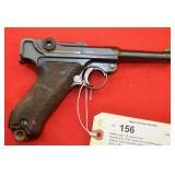 DWM Luger .30 Luger Pistol