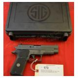 Sig Sauer P220 .45 auto Pistol