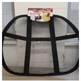 MESH SEAT BACK SUPPORT - READ
