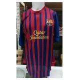 Barcelona FC Soccer Jersey & Short Set Large
