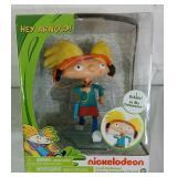 Hey Arnold Bobblehead Doll - NEW
