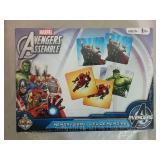 Marvel Avengers Assemble Memory Game - NEW
