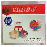 Miss Rose Professional Make-Up Kit - NEW