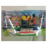 Hey Arnold Collector Figure Set - NEW