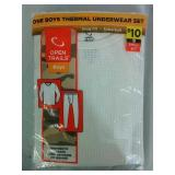 Boys Size Small Thermal Underwear Set - NEW