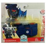 Transformers Combiner Force Soundwave - NEW