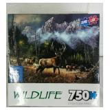 Sure Lox Wildlife 759 Piece Puzzle - NEW
