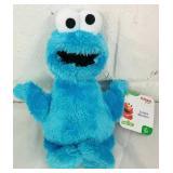 Playskool Friends Cookie Monster Small Plush NEW