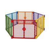 North States Superyard Colorplay Play Yard
