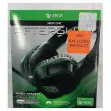 XBox One Afterglow Wired Headset