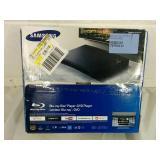 Samsung Blu-Ray & DVD Player
