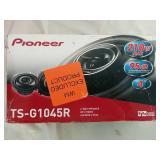 """Pioneer TS&G1045R 2 Way 4"""" Speakers - NEW"""
