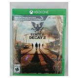 XBox One State Of Decay 2 - OPEN PACKAGE