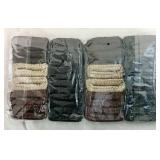 2 Packs Of 12 Hair Bands - NEW