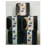 5 CD Wallets - NEW