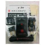 Air Canada Dual Wattage Converter/Adaptor Kit