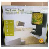 OMNI BASICS DUAL WALL SHELF