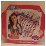 KID CONNECTION 3D BEADS &BRACELETS