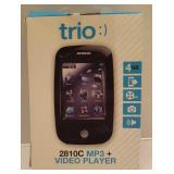 TRIO MP3 VIDEO PLAYER