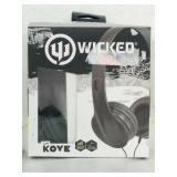 Wicked Audio Headphones