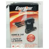 Energizer Home And Car USB Charger